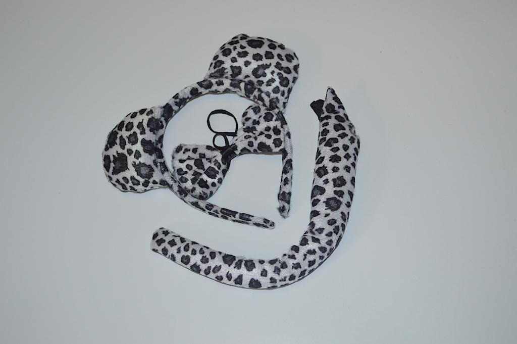 Уши леопарда своими руками 63