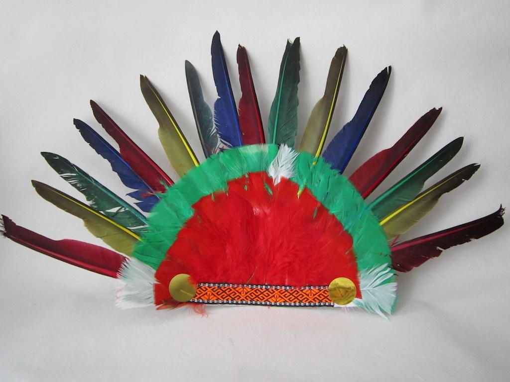Атрибутика индейца