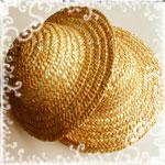 Шляпы из соломы