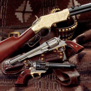 Наборы оружия для ковбоев