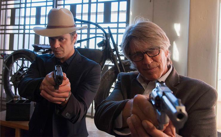 Пистолеты и револьверы ковбоев