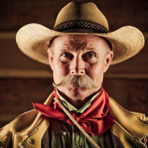 Усы и бороды для ковбоев
