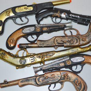 Револьверы и мушкеты