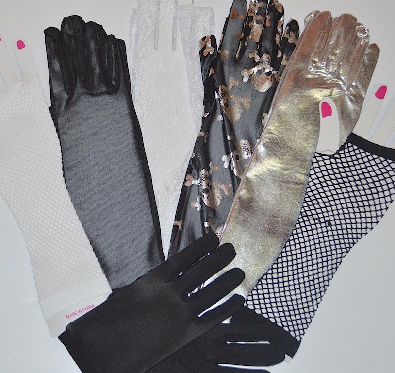 Пиратские перчатки