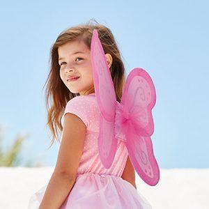 Крылья феи, крылья бабочки